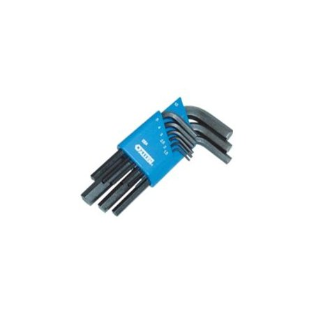 GearWrench 59830 9 Piece Metric Short Arm Hex Key Set In Plastic -