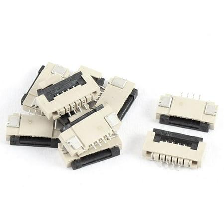 10Pcs Type bo tier raccord inférieur 4Pin 1.0mm Pas FFC FPC Connecteur Femelles - image 1 de 1