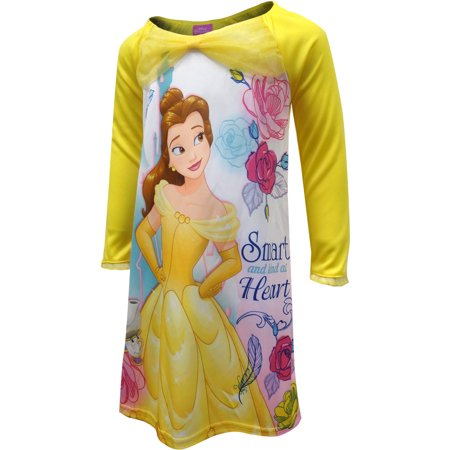 Disney Beauty And The Beast Belle Nightgown