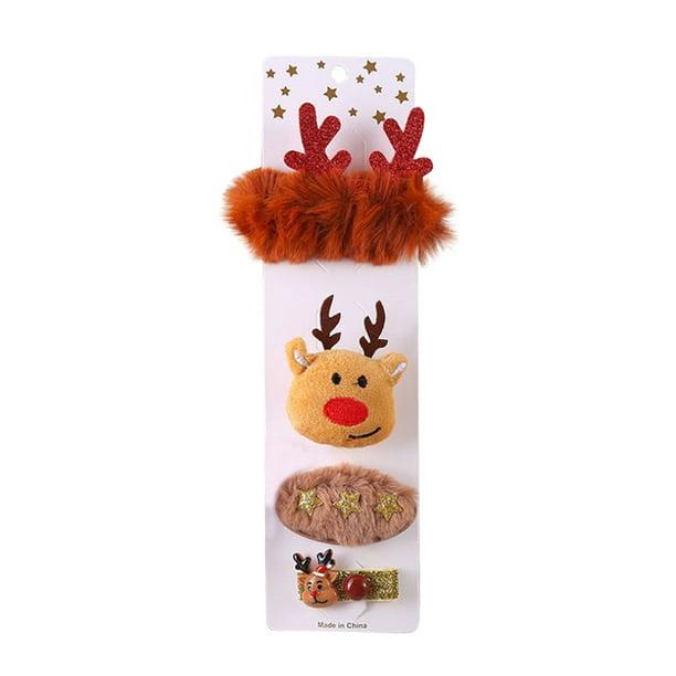 Strange Christmas Toys 2020 snorda   snorda 2020 Christmas Gift Set Hairpin Brooch Bracelet