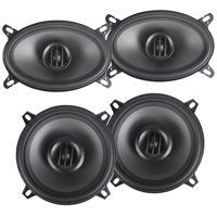 "(2) MTX THUNDER52 5.25"" 180 Watt Car Audio Speakers+(2) THUNDER46 4x6"" Speakers"