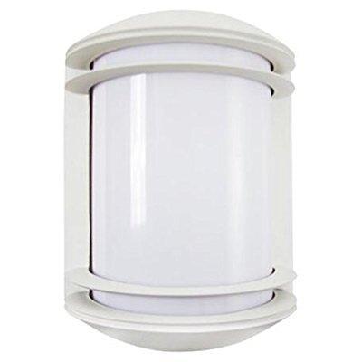 efficient lighting el-159-123 w exterior wall mount lighting fixture, energy star qualified