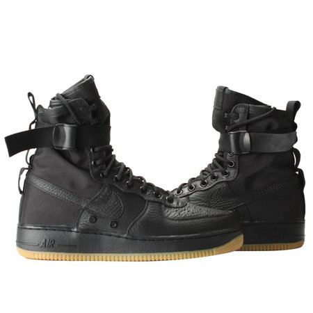 nike special field air force 1 triple black