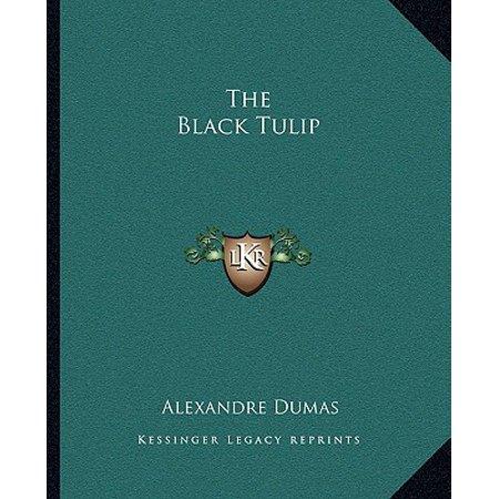 Black Tulip - The Black Tulip