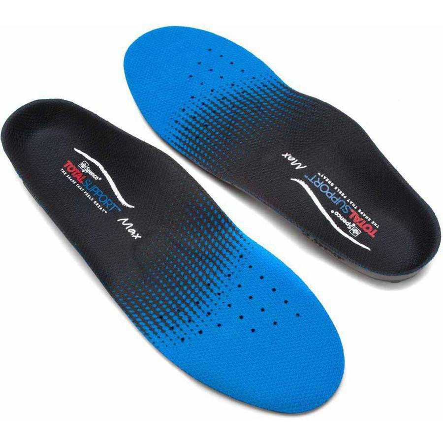 Spenco Total Support Max Blue/Black Insole