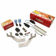 AutoLoc Power Accessories AUTSVBAR8 Bolt On Shave Door Kit for Most 1980 - 1999 GM Cars and Trucks with 8 Channel Remote