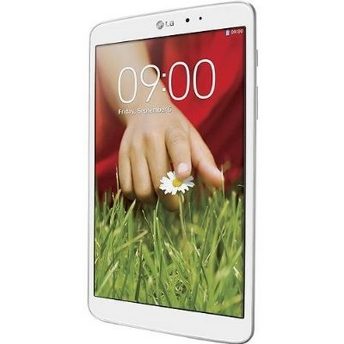 Refurbished LG G Pad 8.3 Tablet Quad-core 2gb RAM 16gb Flash 8.3 Full Hd Display White