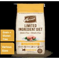 Merrick Limited Ingredient Diet Grain-Free Chicken Dry Cat Food (Various Sizes)