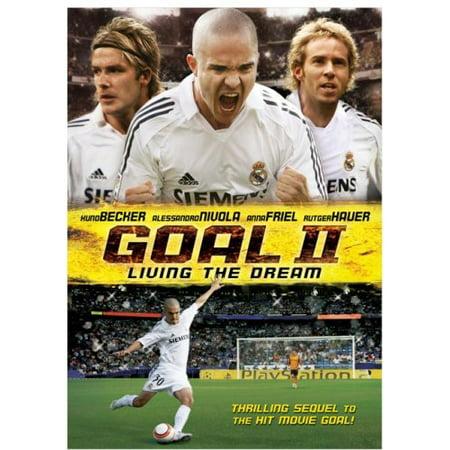 Goal II: Living the Dream (DVD)