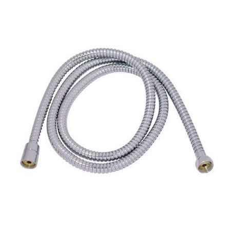69 Hose Polished Brass - Kingston Brass Complements Stainless Steel Hose
