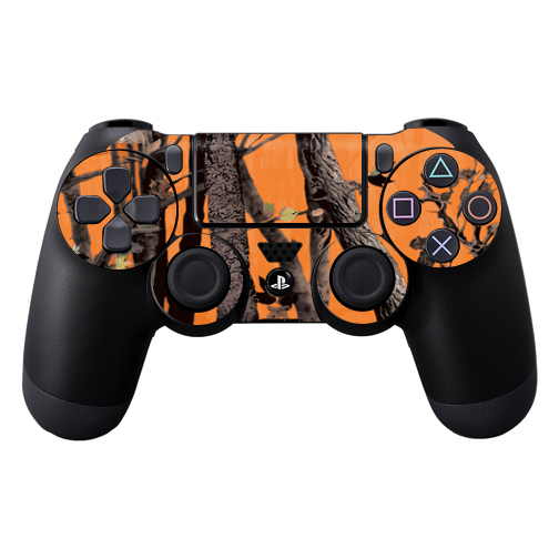 MightySkins Skin For Sony PS4 Controller - Artic Camo | Protective, Durable, and Unique Vinyl Decal wrap cover | Easy To Apply, Remove, and Change Styles | Made in the USA
