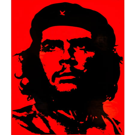 Che Guevara - Red Sticker