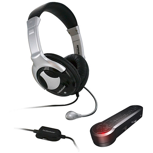 TekNmotion TM-YBX200A Yapster Blaster amplified universal headset
