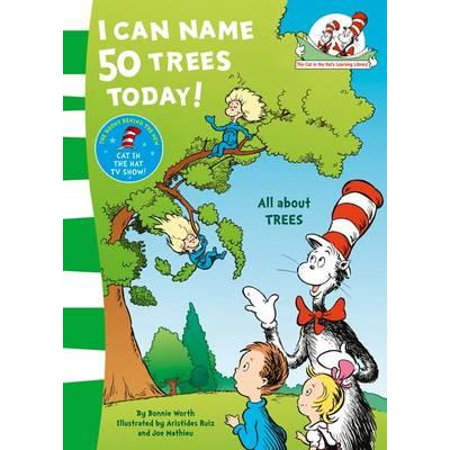 I Can Name 50 Trees Today. Based on the Characters Created by Dr