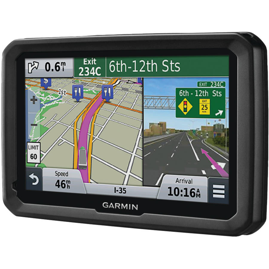 "Garmin 010-01342-00 d_zl 570LMT 5"" GPS Receiver with Free Lifetime Map and Traffic Updates"