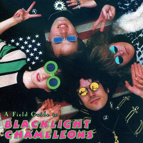 Blacklight Chameleons - Field Guide to Blacklight Chameleons [CD]
