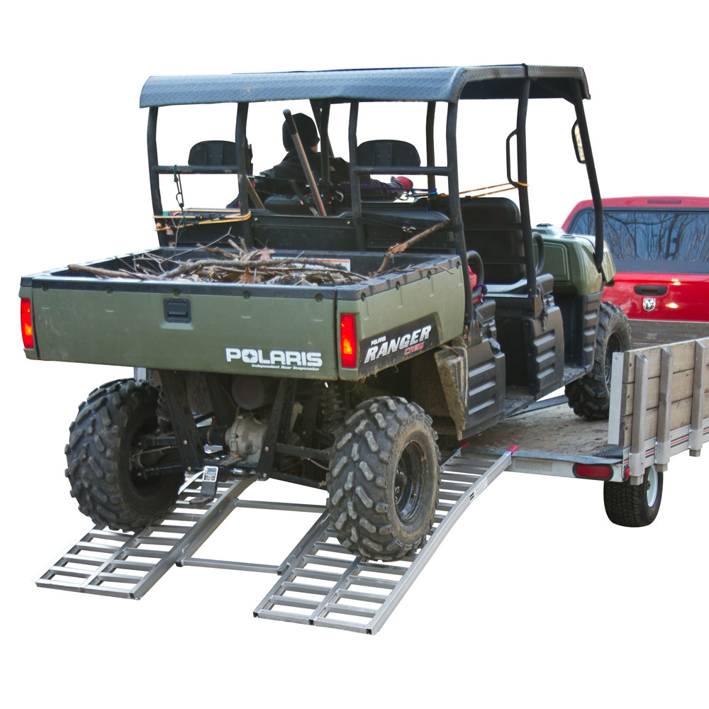 "Rage Powersports 65"" Wide Ride Master Arched UTV Trailer ..."