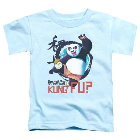 Kung Fu Panda Kung Fu Little Boys Shirt