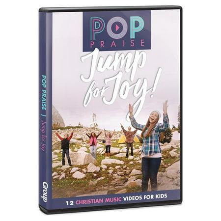 12 Christian Music Videos for Kids: Pop Praise Jump for Joy (Other)