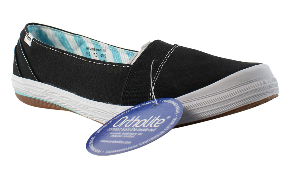 Keds Womens Cali Black Low Top Shoes Size 9.5 New by Keds