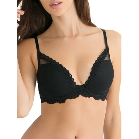Fully Lined Lace Suit - Women's Signature Lace & Mesh Light Lined Bra, Style SA853