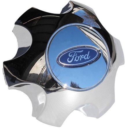 NEW OEM ALUMINUM WHEEL CHROME CENTER CAP FITS 2010 2011 2012 2013 FORD F-150 20