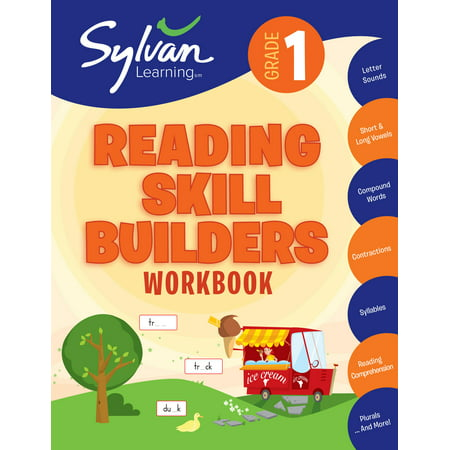 1st Grade Reading Skill Builders Workbook : Activities, Exercises, and Tips to Help Catch Up, Keep Up, and Get Ahead - Halloween Stories For First Grade
