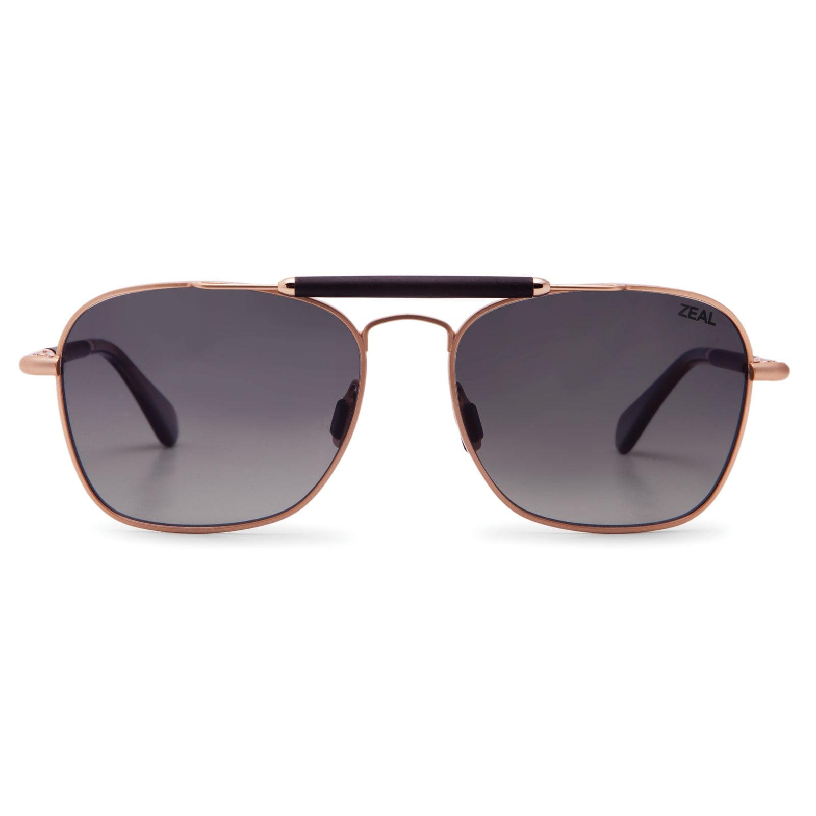 455ce76779 Zeal Optics - Zeal Optics Draper Sunglasses Eyewear UV Protection Polarized  Durable - Walmart.com