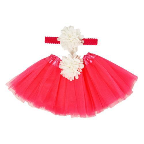 BNWT Girls Sz 00 Noise Box Hot Pink Floral Print Skirt