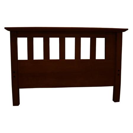 Epic Home Furnishings Cambridge Mission Style Futon Sofa Sleeper Bed Frame