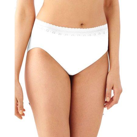 f535d13a22b Bali Comfort Revolution Women`s Microfiber Seamless Hi Cut Panty -  Best-Seller, ...