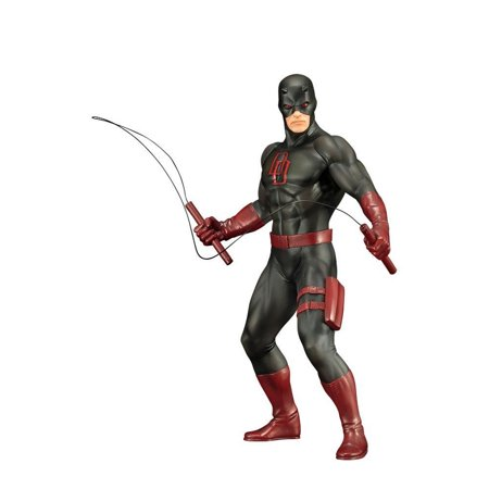 Marvel The Defenders Daredevil Black Suit Ver. ArtFx+ 1/10 Scale Statue