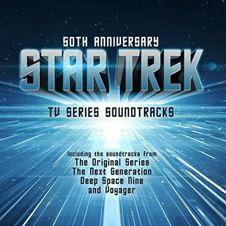 Star Trek Vinyl (Star Trek - 50th Anniversary: TV Series Soundtrack (Vinyl))
