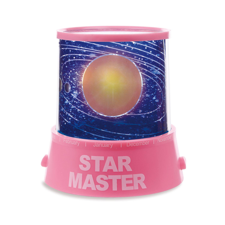 Star Master Solar System Projector Lamp - Blue