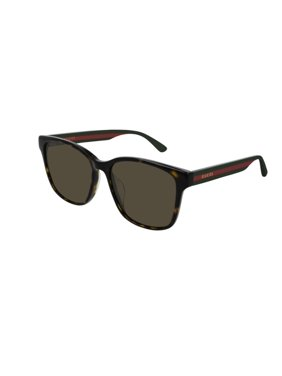 9f920d20cbe Product Image Gucci GG0417SK 003 Sunglasses Havana Brown Frame Brown Lenses  56mm
