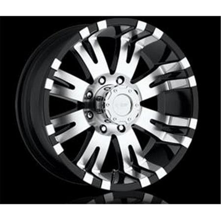 Pro Comp Whl 81017983 Xtreme Alloys Series 01 Wheel, Aluminum - Gloss Black
