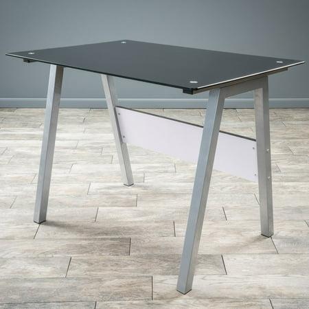 Alpha Computer Desk (Best Mouse For Glass Desk)