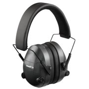 Best Ear Protections - Champion Black Adjustable Protective Electronic Ear Muffs 25 Review