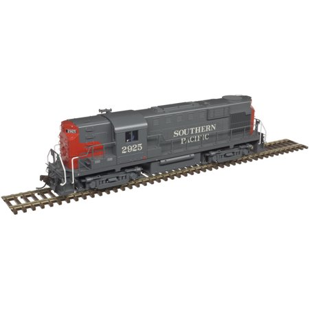Pacific Alco Pa (Atlas HO Scale Alco RS11 (Standard DC) Southern Pacific/SP #2916 (Gray/Red) )