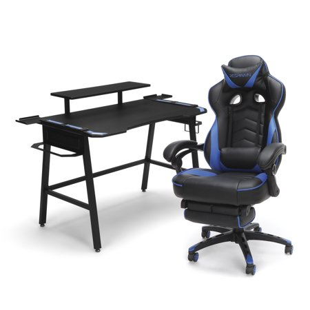 Outstanding Respawn Gaming Chair Rsp 110 And Gaming Desk Rsp 1010 Alphanode Cool Chair Designs And Ideas Alphanodeonline