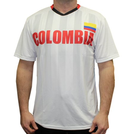 Outerstuff Team Colombia World Cup Soccer Federation Premium