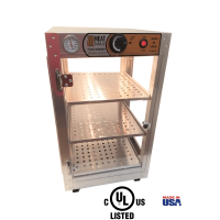 HeatMax 141424 Food Warmer Display by HeatMax Food Warmers