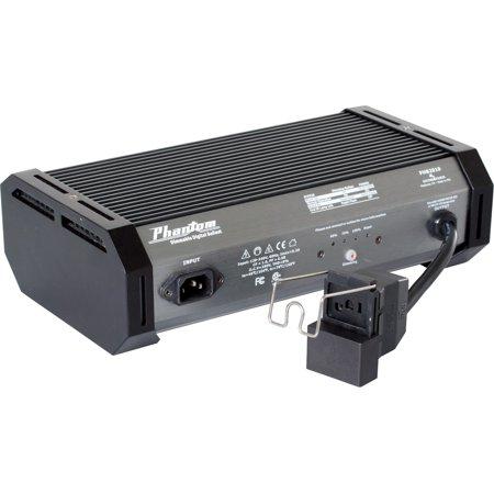 Phantom II 600W Digital Ballast, 120/240V Dimmable 2018 Model