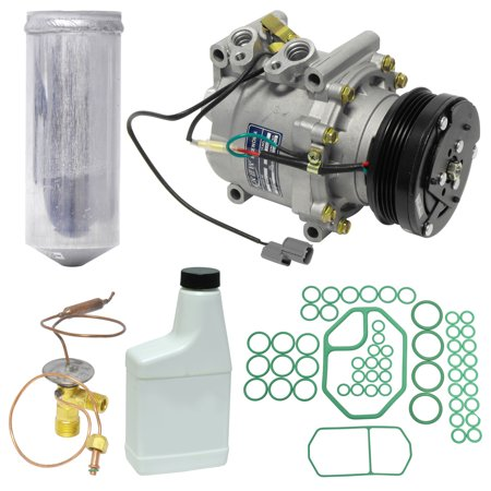 New A/C Compressor and Component Kit 1051983 - Civic del -
