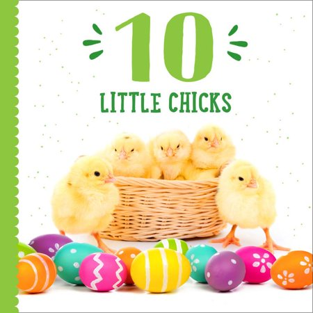 10 Little Chicks (Board Book)