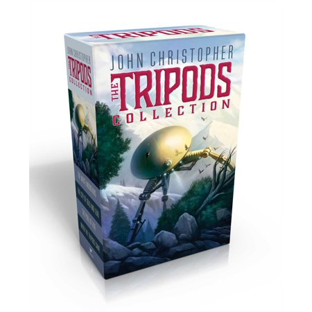 The Tripods Collection : The White Mountains; The City of Gold and Lead; The Pool of Fire; When the Tripods Came (Tri Cities Halloween Activities)