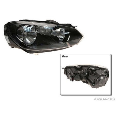 Hella Headlamp Assembly (Hella W0133-1939741 Headlight Assembly for Volkswagen Models )