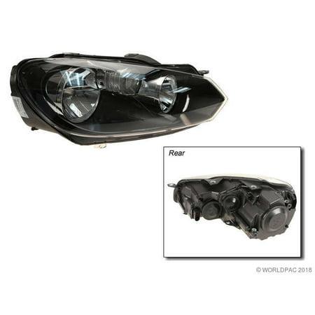 - Hella W0133-1939741 Headlight Assembly for Volkswagen Models