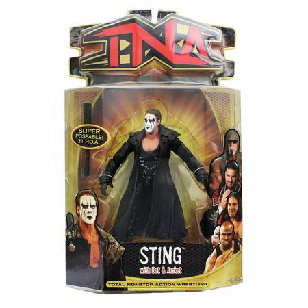 TNA Wrestling Series 7 Sting Action Figure](Wrestling Masks For Sale)