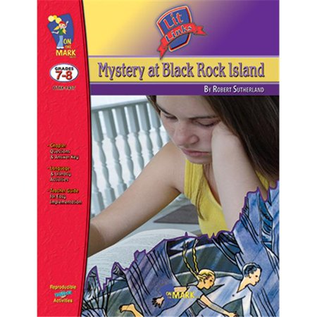 On The Mark Otm1437 Mystery At Blackrock Island Lit